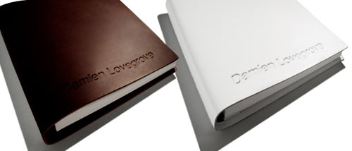 Stand out from the crowd with a bespoke leather portfolio