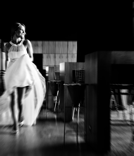Here's another of Chriss delightful slow shutter tracking shots. There were so many techniques and styled unravveled on the day to keep all the delegates inspired for months.