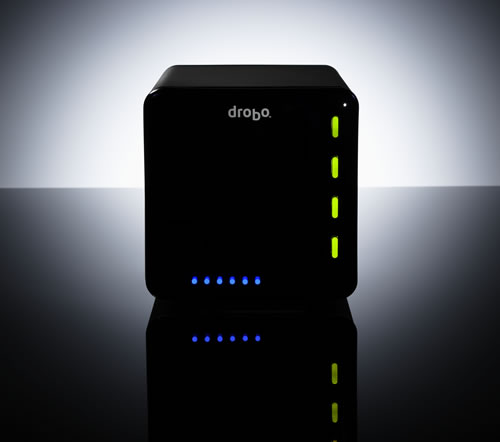 Drobo, safe data storage made simple ~ our findings