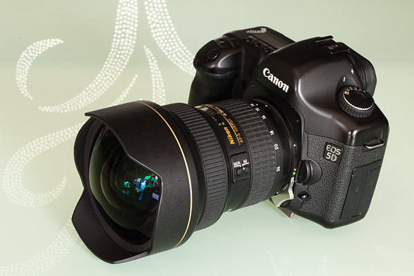First shoot with Nikon 14-24 lens on Canon 5D Infra Red body