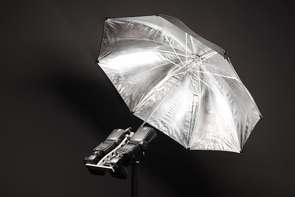 Gemini is perfect solution for wedding photographers shooting groups inside. The twin Speedlights ensure either more power or faster recycling times.