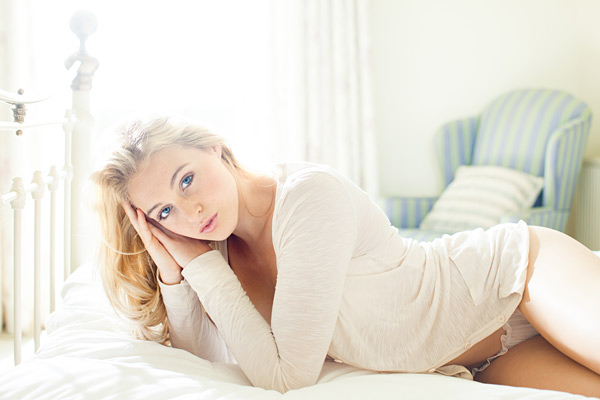 Iskra Lawrence by Damien Lovegrove ~ 'Into The Light' part 2