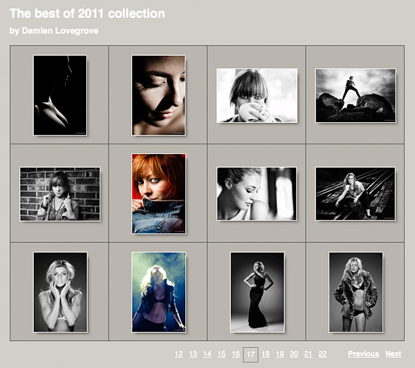 The Best Photographs of 2011 ~ by Damien Lovegrove
