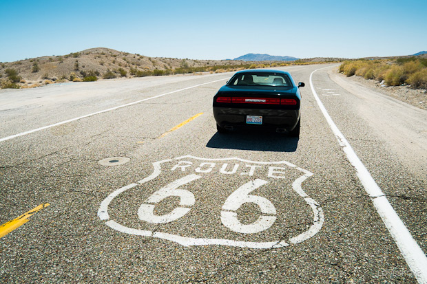 Route 66 ~ Signs of the times