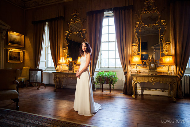 Lighting winter weddings in castles with the Lowel iD and Lovegrove Gemini systems