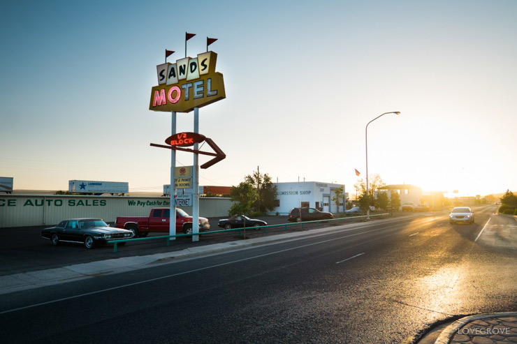 02. Route 66 was one of my 2012 highlights. I just loved shooting into the sun with the 18mm lens on the X-Pro1.