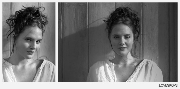6. I love working with shades of grey. I used the Bg film simulation in camera along with H-1, S-1, NR-2, and DR 100%