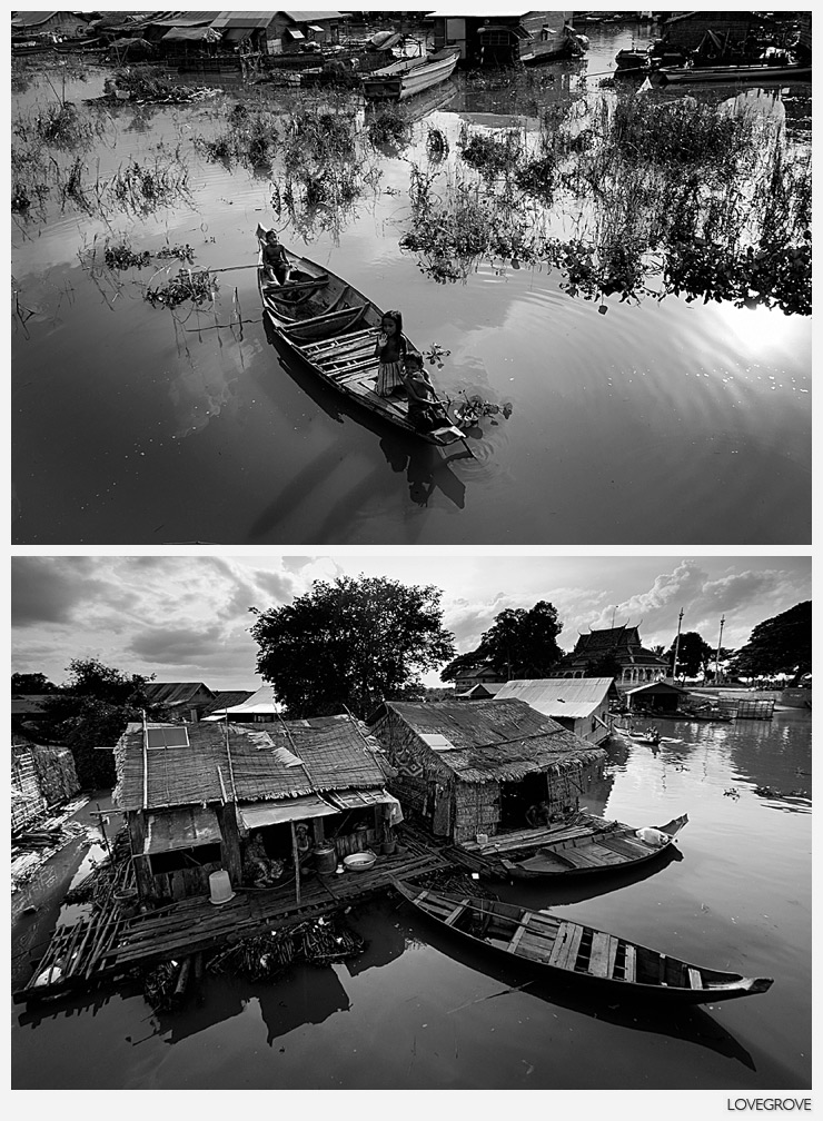 04. There are still a lot of classic hand made wooden craft in use in Cambodia. Although fibreglass boats are in plentiful supply There is a nostalgia and appreciation of these beautiful craft.