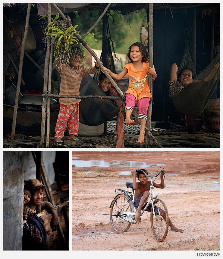 08. The spirit of Cambodia is in every interaction. The charm and fun the people exude is infectious.