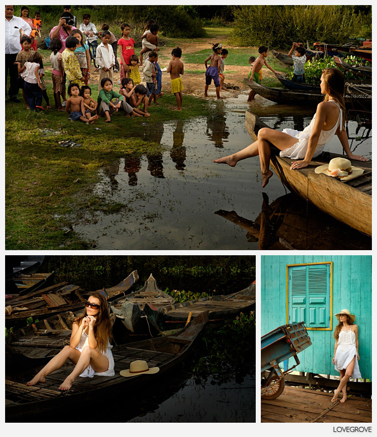 Kate ~ The Siem Reap session