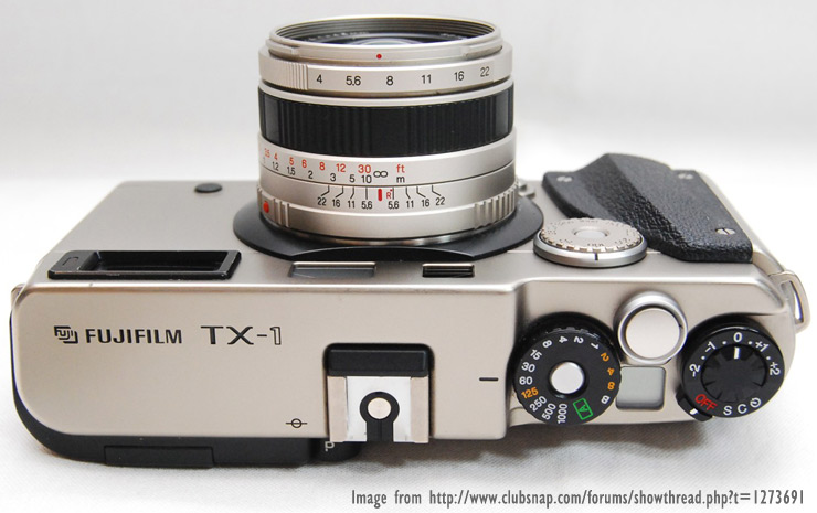 Here is a picture to showwhere the X-Pro1 DNA and styling originated and the name for the X-T1.