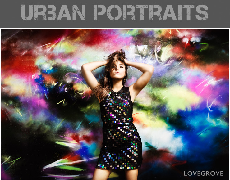 Urban Portraits ~ A how to guide