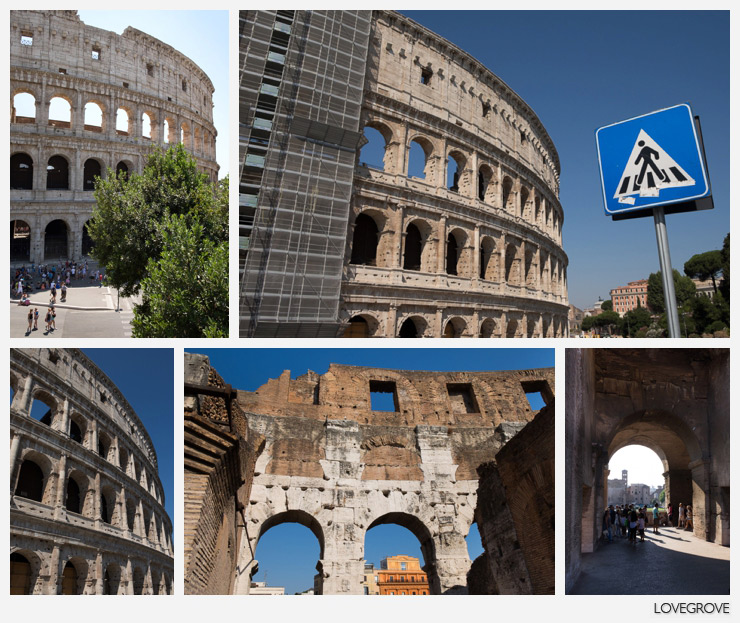 10. No travel article on Rome would be complete without mention of the Colluseum.
