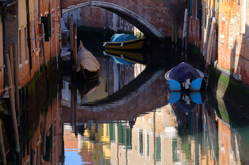 Venice, a tourists view with the X-Pro2