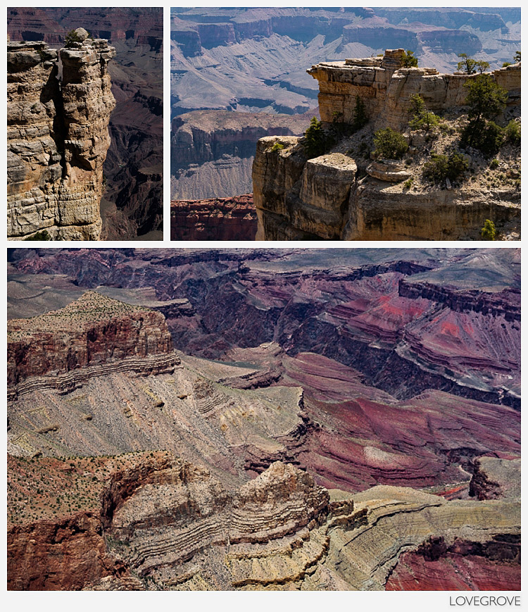 04. The Grand Canyon is really impressive. I've been there before and it still took my breath away.