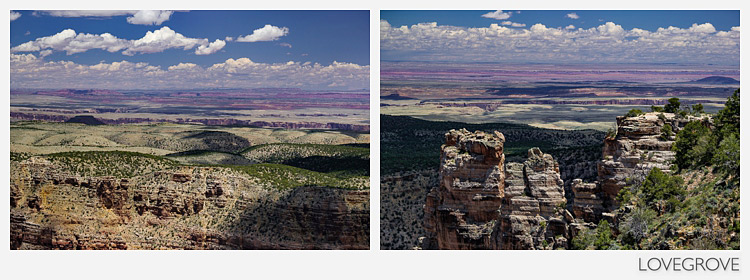 07. The high deserts of Arizona are colourful and dramatic. At an altitude of 5000ft the air is sometimes cool but dry.