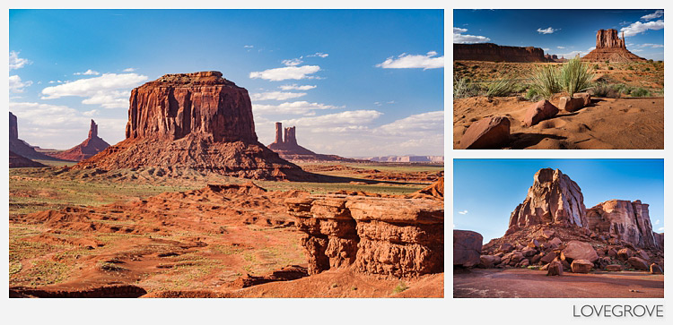 09. Monument Valley has the wow factor too. We got there just as the afternoon light peaked.