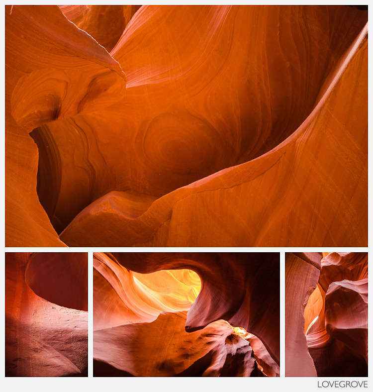 16. Antelope Canyon was a must see while we were in the area.