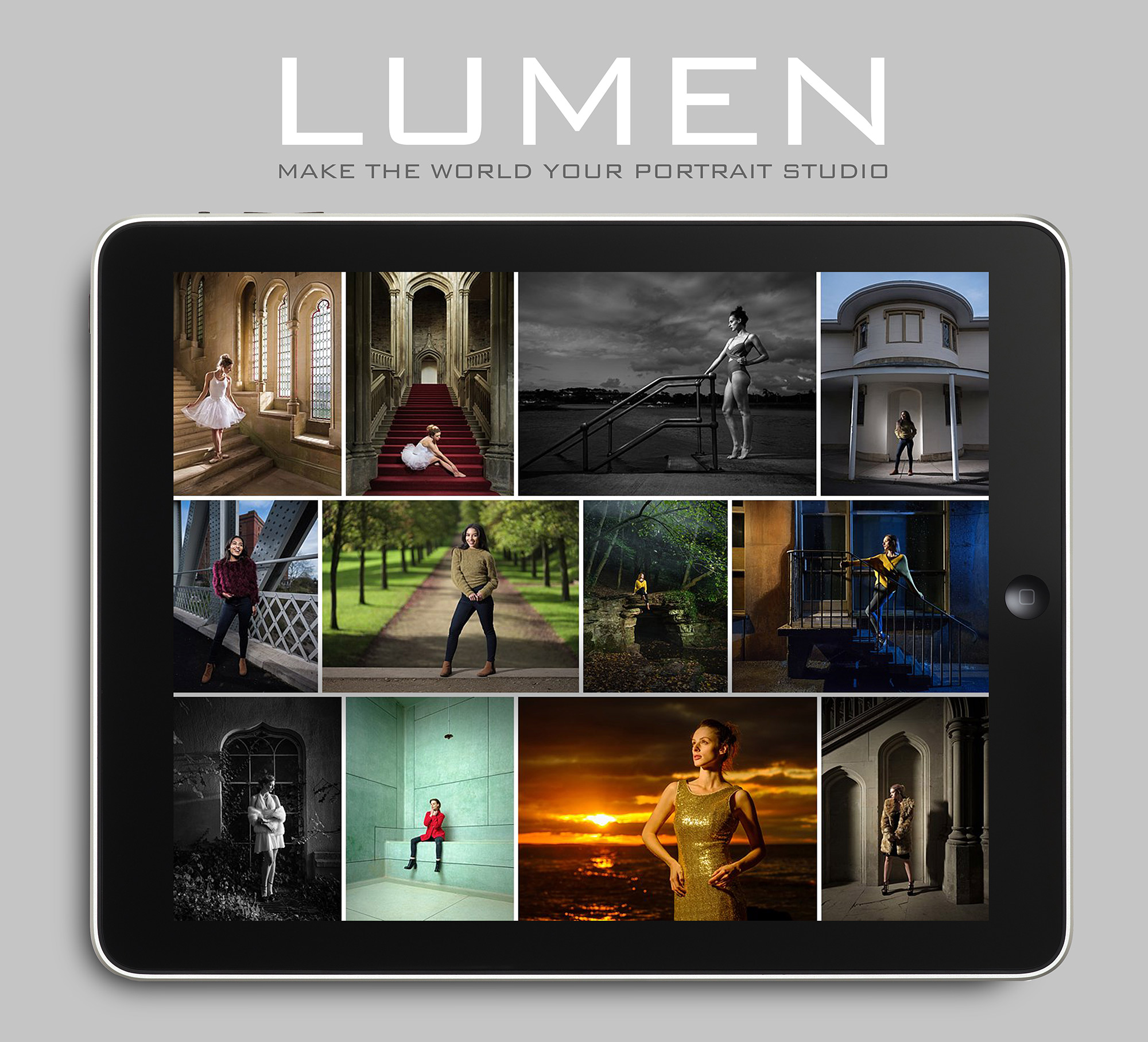 LUMEN ~ The new video by Damien Lovegrove