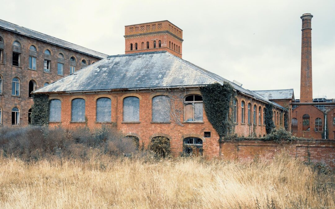Tonedale Mill in Somerset ~ Urbex